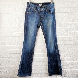 Hudson flap pocket jeans bootcut size 27